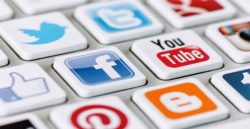 Strona STM w mediach społecznościowych